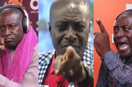 Netizens Bl@st Captain Smart Mercilessly For Crying On Live TV – Watch Video