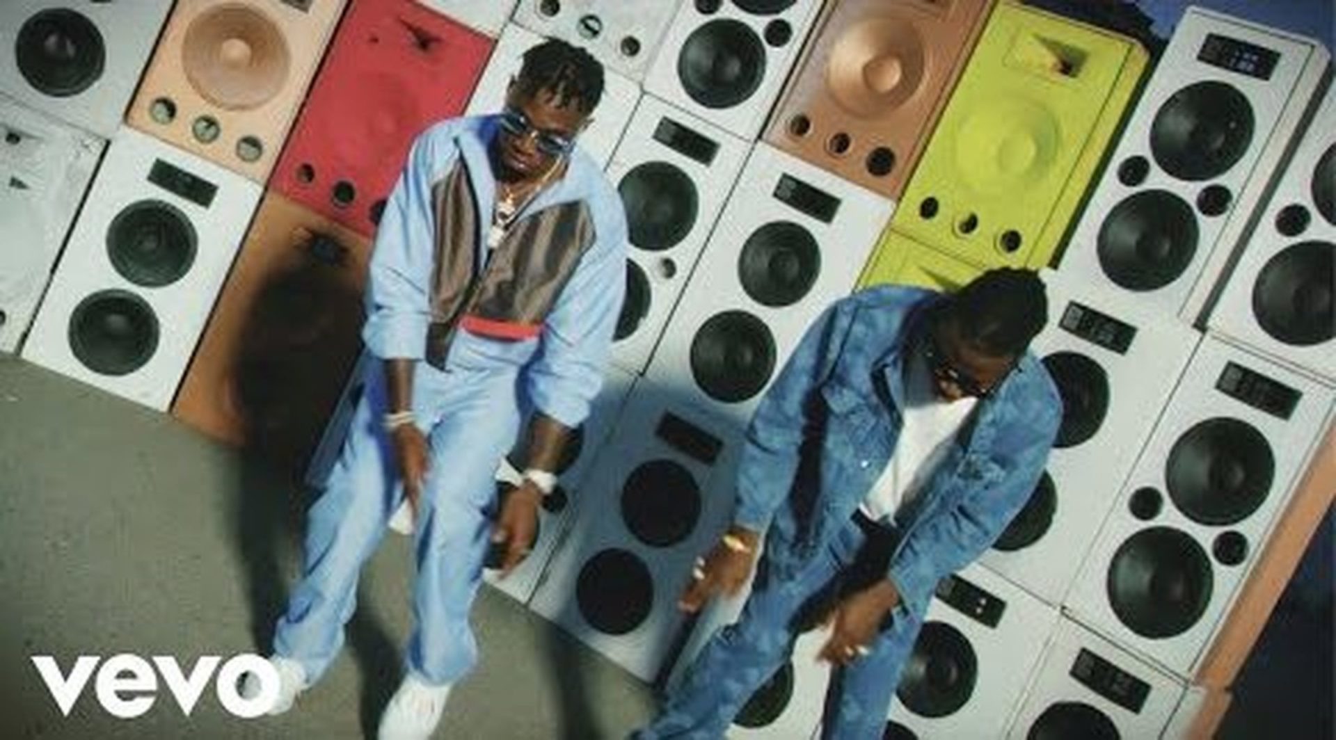 Stonebwoy Finally Drops Video For 'Critical' Which Features Nigeria's Zlatan