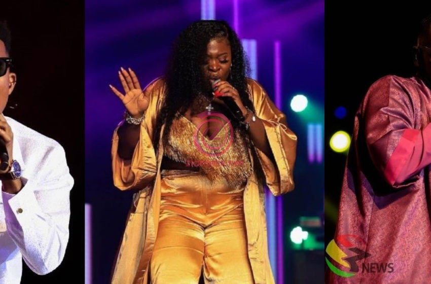 VIDEOS: Check Out The Electrifying Performances Of Kinaata, Okyeam Kwame, Sista Afia, Fameye, And Others On The Industry Night Of VMGA22