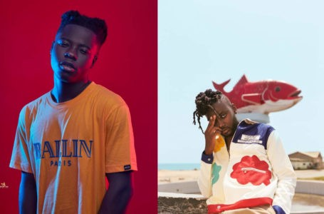 Pappy Kojo Blesses Fanti Rapper, Da Yanney With A Fantastic Verse After Listening To His Songs
