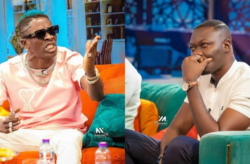See Face, See Shoe – Shatta Wale Drops Diss Song Following Clash With Arnold on UTV (Listen)