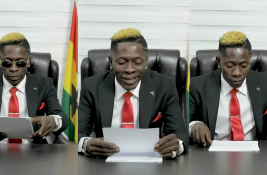 We Must Give 90% Priority To Ghana Music On Our Airwaves – Shatta Wale Proposes In State Of The Industry Address (Video)