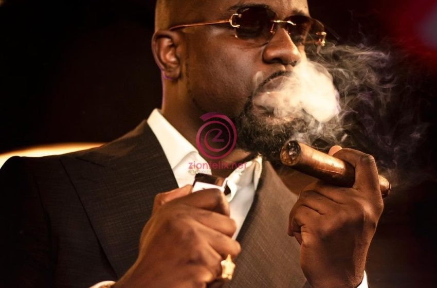 Smoke Nkoaaa: Sarkodie Shares Cigar Smoking Photos Online As He Celebrates His Birthday – See Photos
