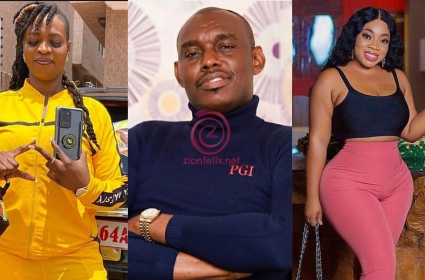 VIDEO: Ayisha Modi Goes Live And F!res Pastor Who Is Allegedly Keeping Moesha Buduong Hostage After Forcing Her To Sell All Her Properties