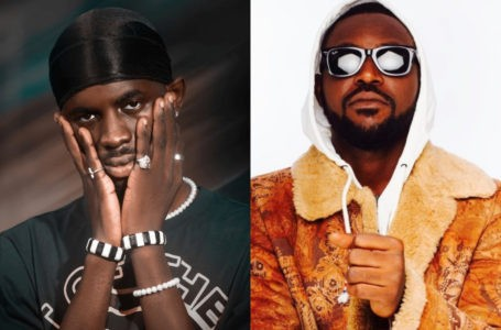 Yaa Pono Shares Emotional Throwback Photo Of The Moment He Met Black Sherif For The First Time Online