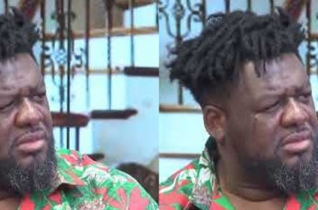 Touching Moment Bulldog Wept On Live TV As He Listened To Mark Anim Yirenkyi Minister – Watch Video