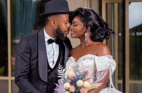 Not Marriage! What Kalybos And Ahouf3 Patri's 'Wedding' Photos And Videos Are Meant For Finally Revealed