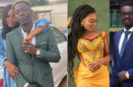 Michy Finally Reacts To Shatta Wale's Ex-lover, Magluv's Wild Allegation That NAM1 Sponsored Her Bre@.st Implant – Screenshot