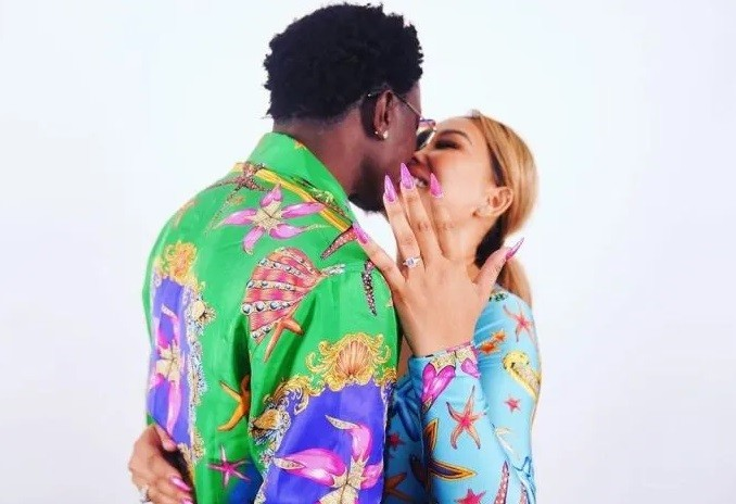 Comedian Michael Blankson Surprisingly Proposes To His Girlfriend Three Months After Their Public Breakup – Watch Video