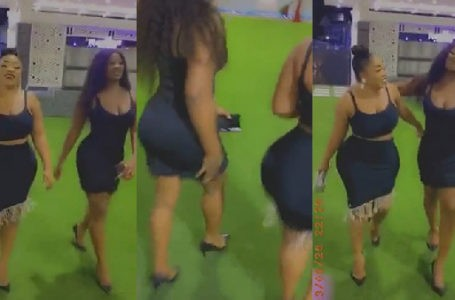VIDEO: Salma Mumin Weeps And Apologizes To Moesha Buduong Over The Leaked Tape And Reveals The One Who Actually Leaked It