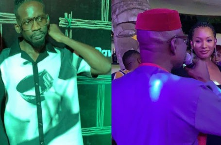 Father's Mega Surprise And More – Check All The Exclusive Videos From Mr Eazi's Star-studded 30th Birthday Party In Ghana – Videos