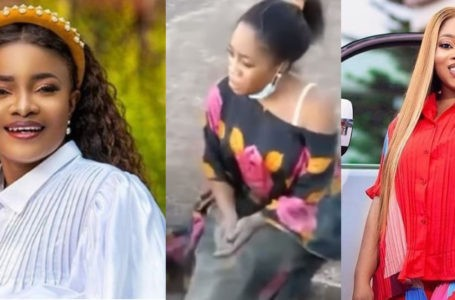 VIDEO: God And Satan Are Fighting Over Moesha Buduong After She Repented – Ohemaa Mercy Reveals