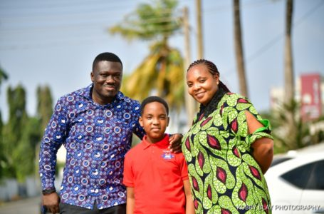 #OurDay: Controversial Adom FM Presenter Blasts The Parents Of Oswald For Receiving All The Goodies He Got