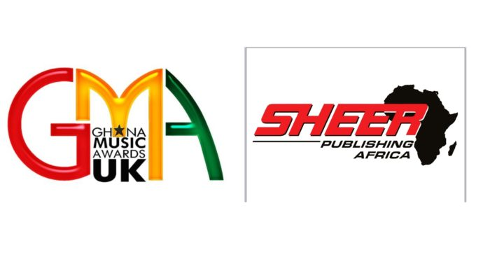 Sheer Publishing Partners With The Ghana Music Awards UK To Bring Publishing Education To Its Artists