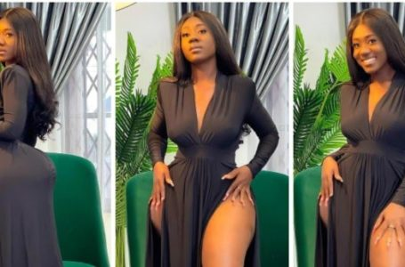Hajia Bintu Puts Her R@w H!ps On Full Display To Confim She Is Naturally End0wed – See Photos