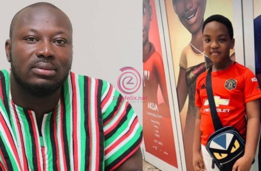 #OurDay: NDC Shockingly Offers 9-Year-Old Oswald Full Membership To Join Their Party