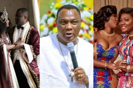 """""""It Was Fake"""" – Rev. Sam Korankye Ankrah Speaks As GRA Chases His Daughter To Pay Tax On The One Million Dollar Gift She Got At Her Recent Wedding"""
