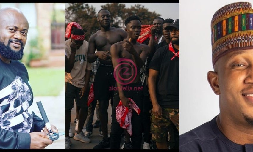 Sadiq Abu Charges On Sammy Forson Over His 'Attack' On Yaw Tog Following His 'I Made Stormzy More Popular In Ghana' Comment