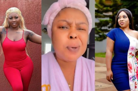 Afia Schwarzenegger Blasts Salma Mumin For Allegedly Leaking Audio Call With Moesha Buduong's PA Just To Disgrace Her [+Videos]