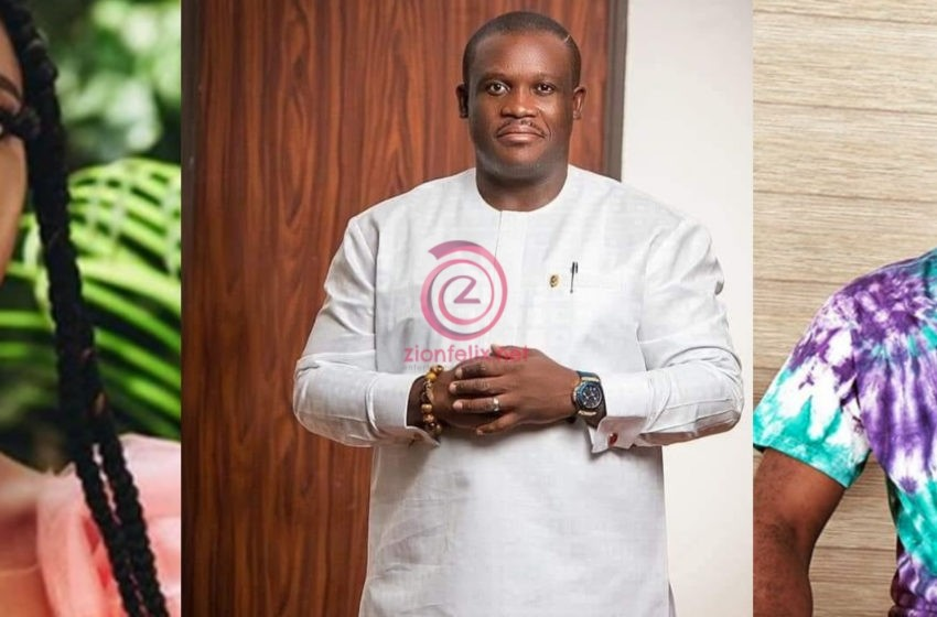 Ghanaian MP, Sam George Goes Savagery On Sister Derby And Kwadwo Sheldon As He Reacts To Their Attacks On Him Over 'G@y' Issues