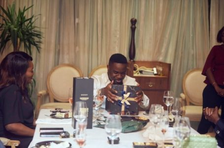 Sarkodie Shares Video And Photos Of His Surprise Birthday Party