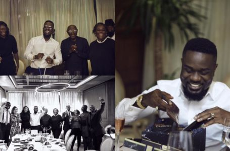PHOTOS: Professors And More – Check Out The List Of Top Personalities Behind Sarkodie's Enviable Brand And Real Estate You Probably Didn't Know About