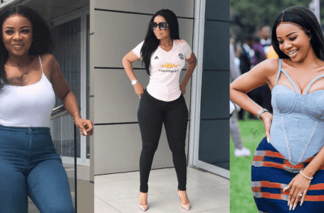 Serwaa Amihere Reacts To Allegations
