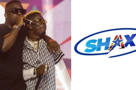 Sarkodie Shows Great Love To Shatta Wale As He Endorses His Employment Drive, #Shaxi (+screenshot)