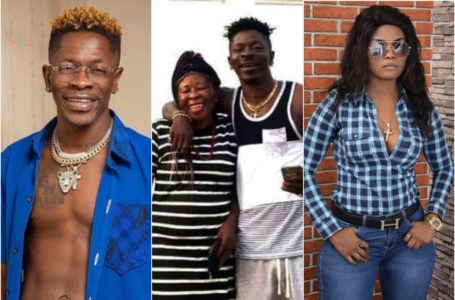 Magluv Tearfully Begs Shatta Wale's Mother For Forgiveness (Video)