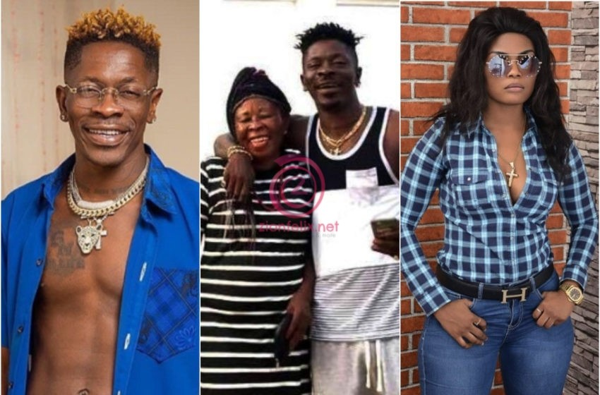 Magdalene Love Fires Back At Shatta Wale's Mother For Saying She Called Her A Witch