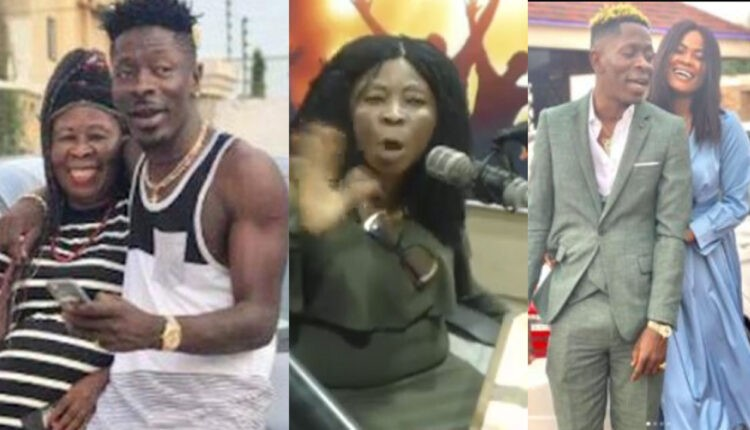 """""""Shatta Wale No Longer Takes Care Of Me Because Magluv Said I am A Witch"""" – Shatta Wale's Mother Painfully Speaks (Video)"""