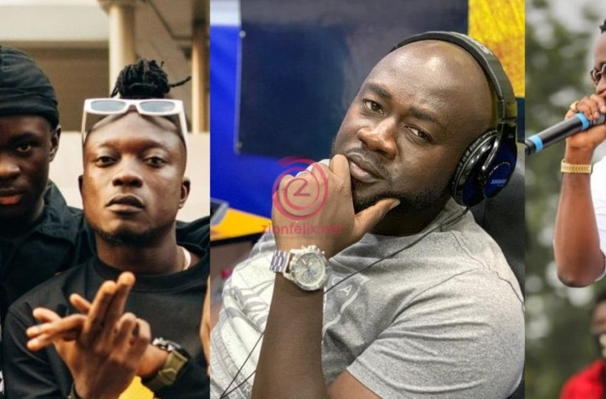 """""""None Of The Artists Who Performed At The UK Party In The Park Took More Than 500 Pounds"""" – DJ Slim Makes Boldly Alleges – Video"""