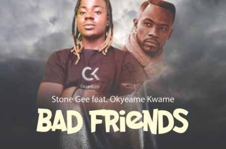 Stone Gee Features Okyeame Kwame On New Song 'Bad Friends'