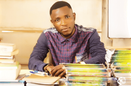 I've Used My Money To Change Classrooms Which Looked Like A Pig Farm – Teacher Kwadwo