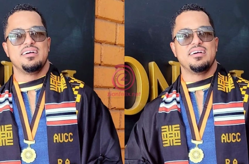 Van Vicker Completes University 26 Years After He Finished SSS And Bags 3 Top Awards – PHOTOS