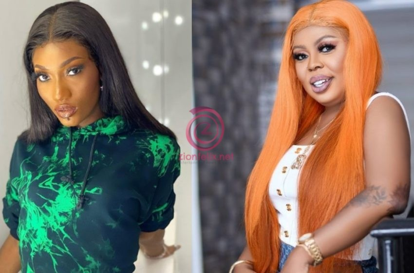 Wendy Shay Drops Direct Subtle Shade For Afia Schwar For Dancing To Her Music – Afia Schwar Replies – Watch Video