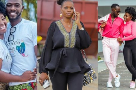 Ayisha Modi Drops Supposed Chat Of Okyeame Kwame's Wife Begging Her For $3,500 To Back Her Earlier Claims As She Tries To Disgrace Her (+screenshot)