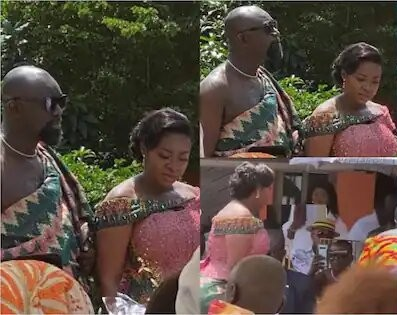 Actress Portia Asare Marries Again Three Years After Her Divorce – See Beautiful Photos