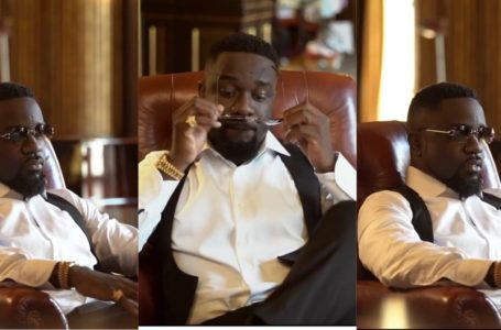 Finally! The Full Tracklist For Sarkodie's 'No Pressure' Album Is Released