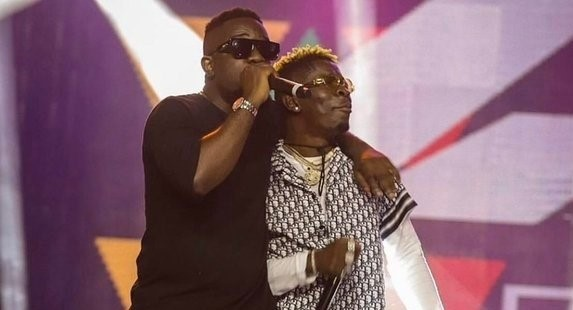 #NoPressureAlbum: Shatta Wale Gives Massive Support To Sarkodie Ahead Of The Big Release On Friday