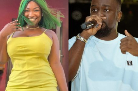 What Does Sarkodie Want Ghanaians To Do For Him Again? – Abena Moet Queries Sark For Agreeing With Nigerian Presenter That Ghanaians Don't Celebrate Him (Video)