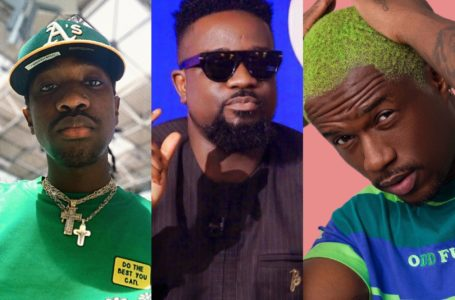 I Will Deal With DeeMoney And Joey B When I Get Back To Ghana – Sarkodie