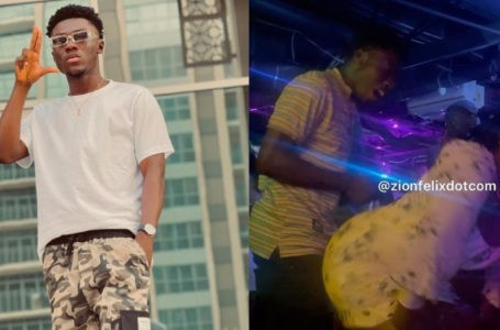 Yawa Moment Actor 39/40 Pushed Lady Who Tried To Give Him Her Heavy Tundra In Public To Grind – Watch Video