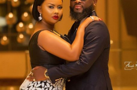 Maxwell Mensah Tells How Crazy He Is About His Wife, Nana Ama McBrown On Her Birthday