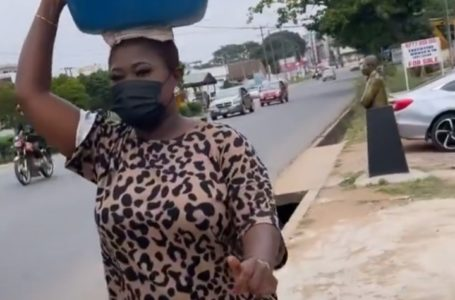 Video: Sista Afia Hits The Street With 'Water For All'