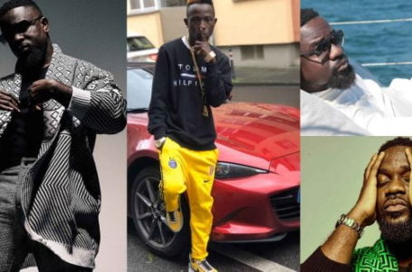 An.gry Patapaa Mercilessly Bl@sts Sarkodie On Live Radio – Watch Video