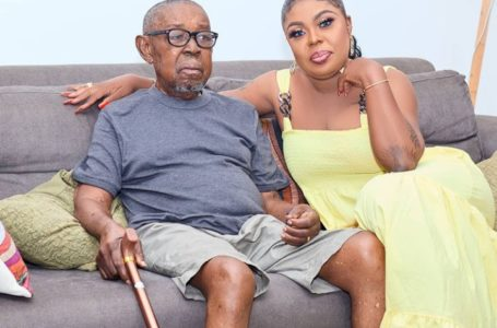 Doctors Said My Father Would Die From Cancer In 6 Months – Afia Schwarzennegar Reveals