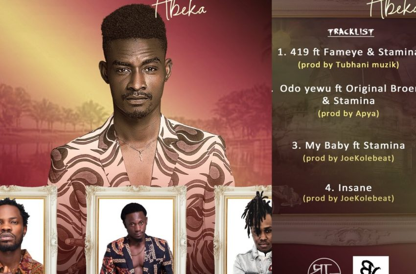 Abeka Teams Up With Fameye And Stamina On A New Song '4.1.9' – Watch Visuals