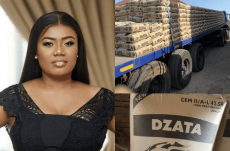 Bridget Otoo Recounts Scary Scenes Of How Her Cement Shop Was Robbed By Armed Men Amidst Sporadic Gunshots