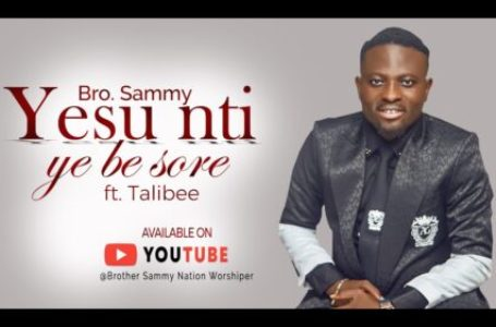 Brother Sammy Drops Official Music Video For His Gospel Drill Song 'Yesu Nti Yebe Sore' – Watch